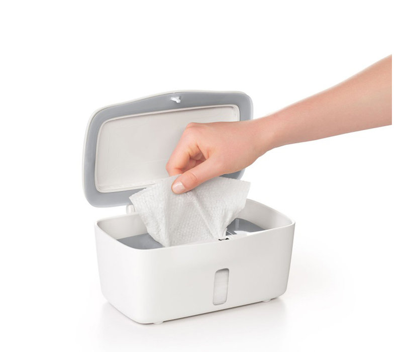 Oxo Tot baby wipes box gray