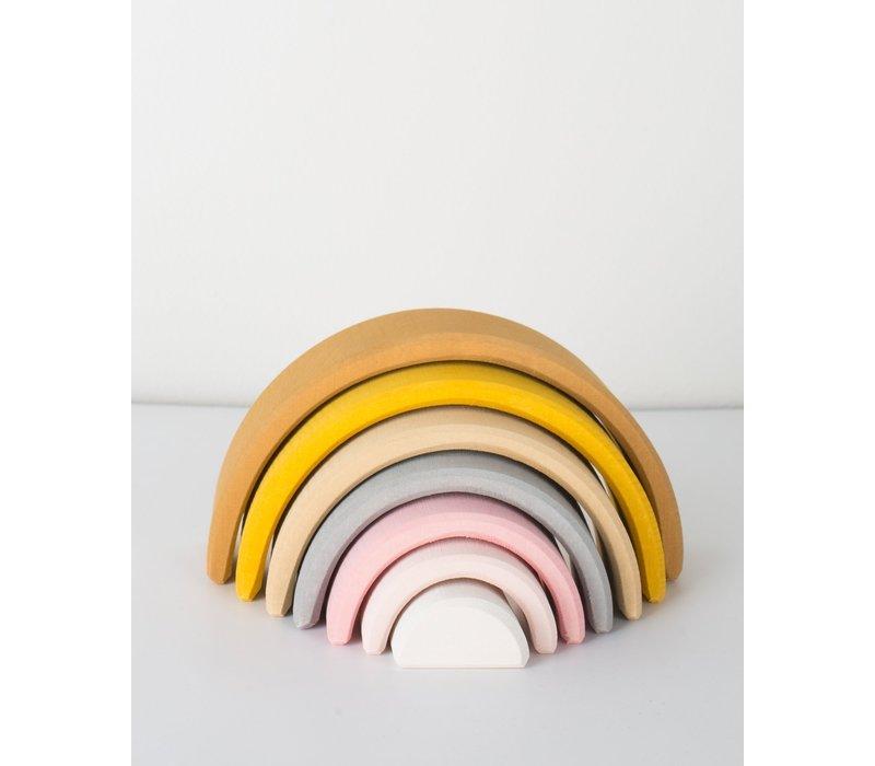 Raduga Grez Regenbogenstapler Sand klein