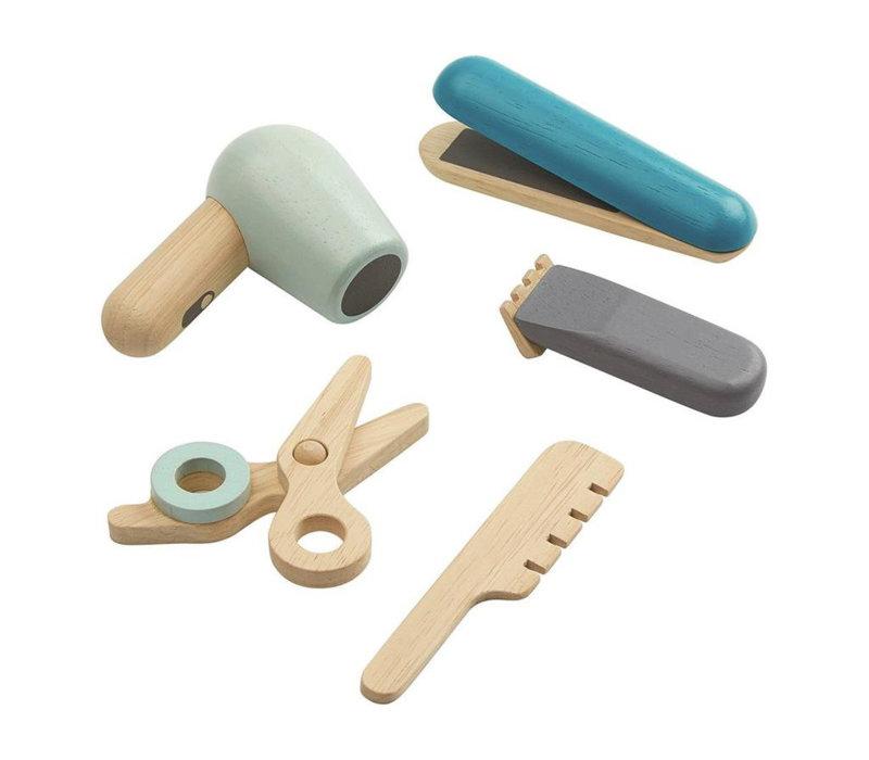 Plan Toys hairdressing set