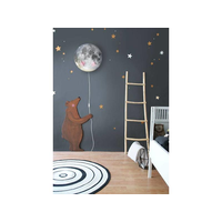 Hartendief wall lamp go to sleep moon!