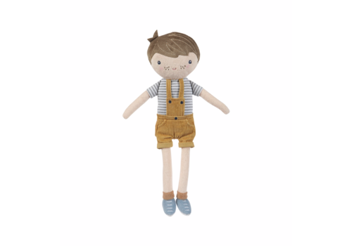Little Dutch Cuddle Doll Jim - 35 cm
