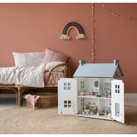 Little Dutch Dollhouse play set - children's room 12 pieces