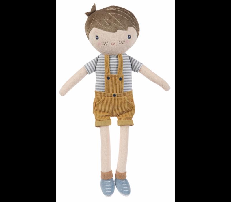 Little Dutch Knuffelpop Jim - 50 cm