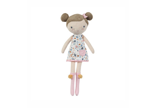 Little Dutch Cuddly Doll Rosa - 35 cm