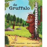 Book De Gruffalo - cardboard book