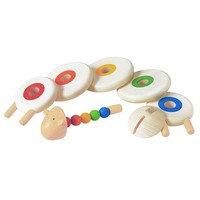 Plan Toys rijgschaap
