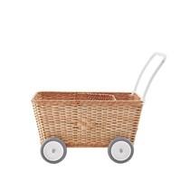 Olli Ella doll pram Strolley Natural
