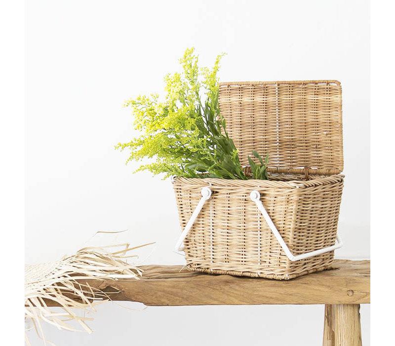 Olli Ella picknickmand Piki Basket Straw