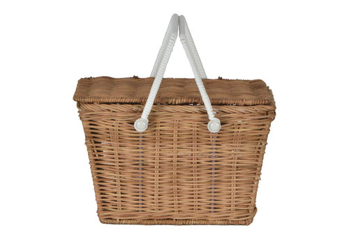 Olli Ella picknickmand Piki Basket Natural