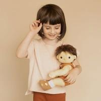 Olli Ella Dinkum Puppe Erdnuss