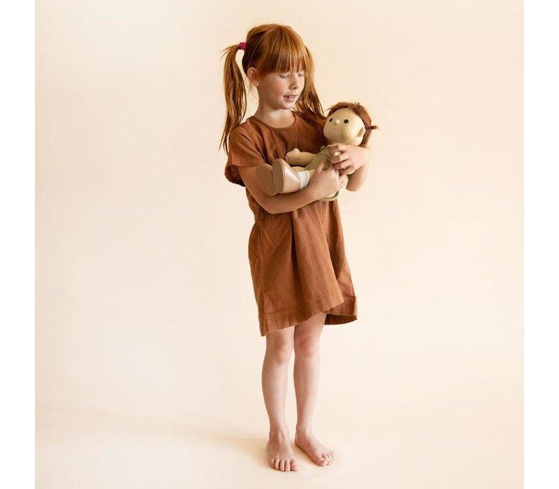 Olli Ella Dinkum Doll Pumpkin