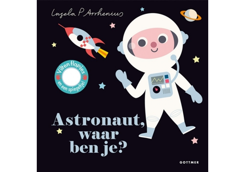 Book Astronaut, where are you?