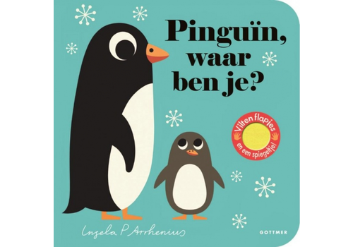 Book Penguin, where are you?