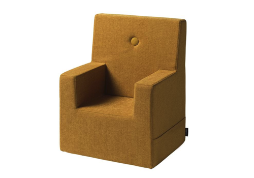 by KlipKlap Kids Chair XL mustard