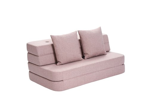 by KlipKlap 3 fold bench pink