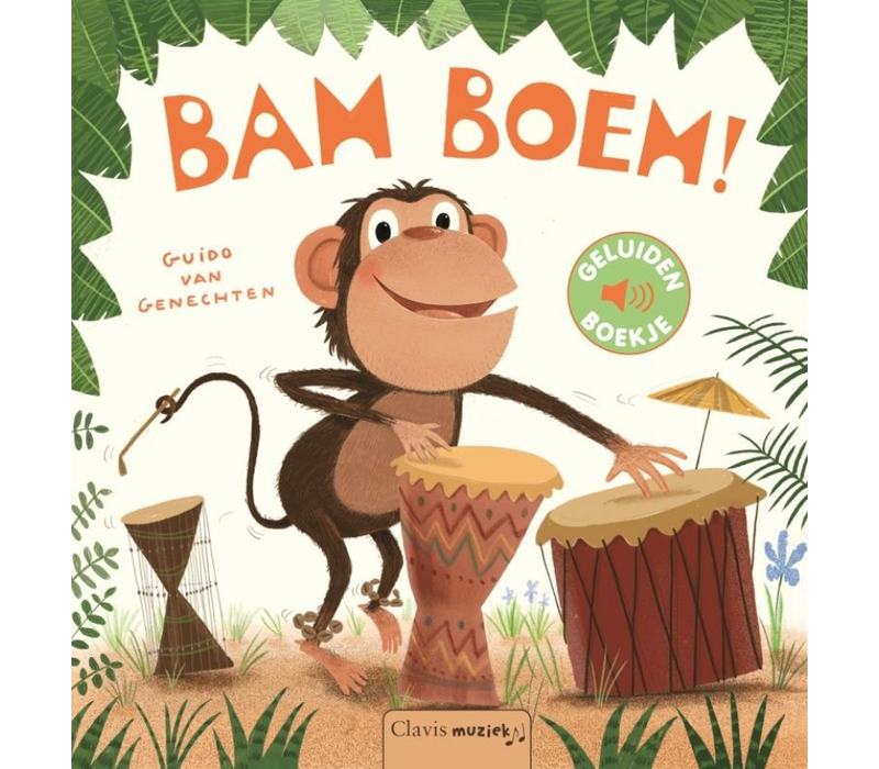 Buch Bam Boem (Hörbuch)