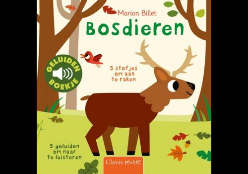 Book Forest animals (sound book)