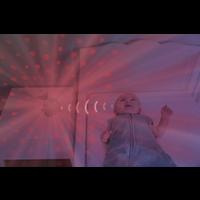 Zazu Wally Light Projektor - grau
