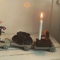 Konges Sløjd birthday train - Strong man