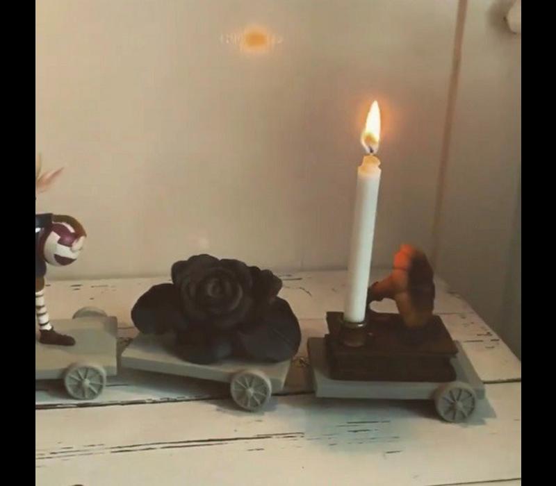 Konges Sløjd Geburtstagszug - Starker Mann