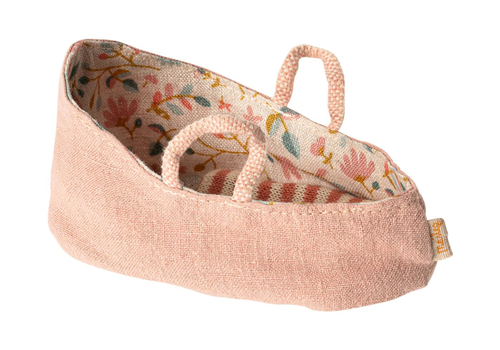 Maileg carrycot Misty Rose