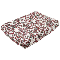 Garbo & Friends changing mat cover Cherrie Blossom