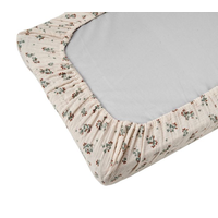 Garbo & Friends changing pad cover Muslin Clover