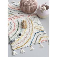 KidsDepot Teppich Berber Pastell