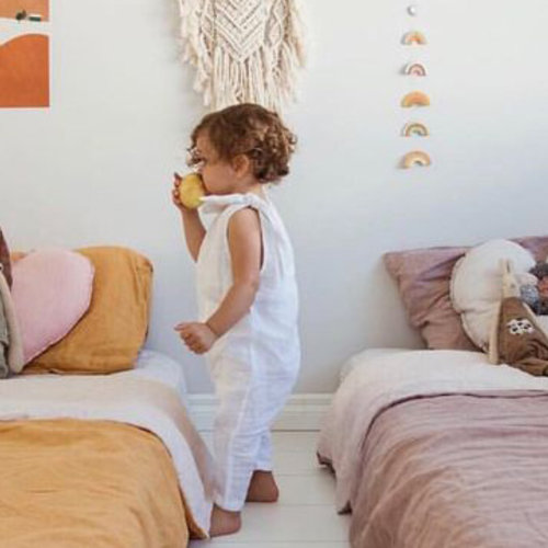 STYLEGUIDE || Hoe richt je een gedeelde kamer in?