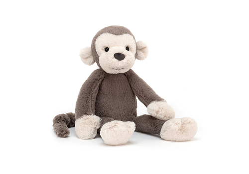 Jellycat hug Brodie monkey small