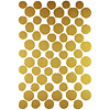 Mrs. Strawberry wall stickers paint gold