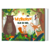 Book Look and feel - Forest animals
