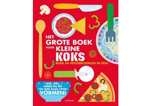 Book The big book for small chefs