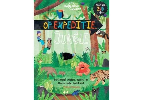 Buch über Expedition - Dschungel