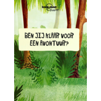 Book On Expedition - Jungle