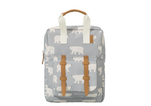 Fresk Backpack Polar bear