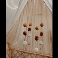 Cotton Design mobiel Pompom