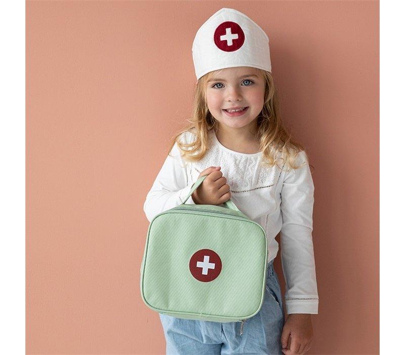 Kleine holländische Doktortasche 15-teilig