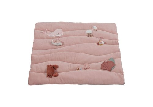 Little Dutch Playpen Mat Ocean Pink