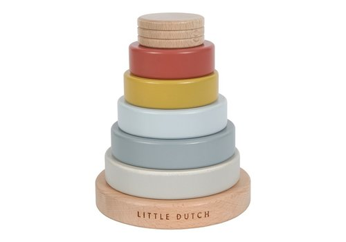Little Dutch Pure & Nature stacking tower