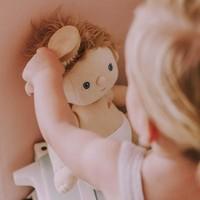 Olli Ella Dinkum Doll Brush