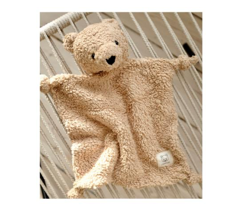 Liewood Lotte cuddle cloth Beige bear