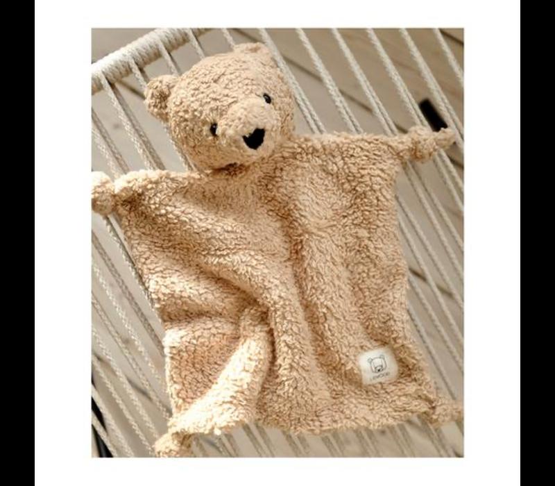 Liewood Lotte knuffeldoekje Beige bear