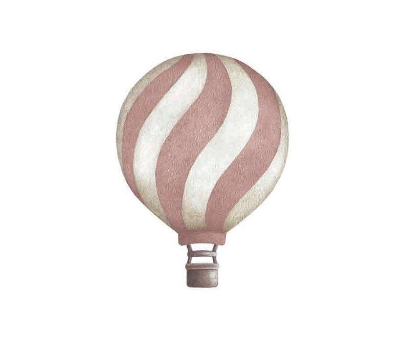 Stickstay pink vintage balloons set