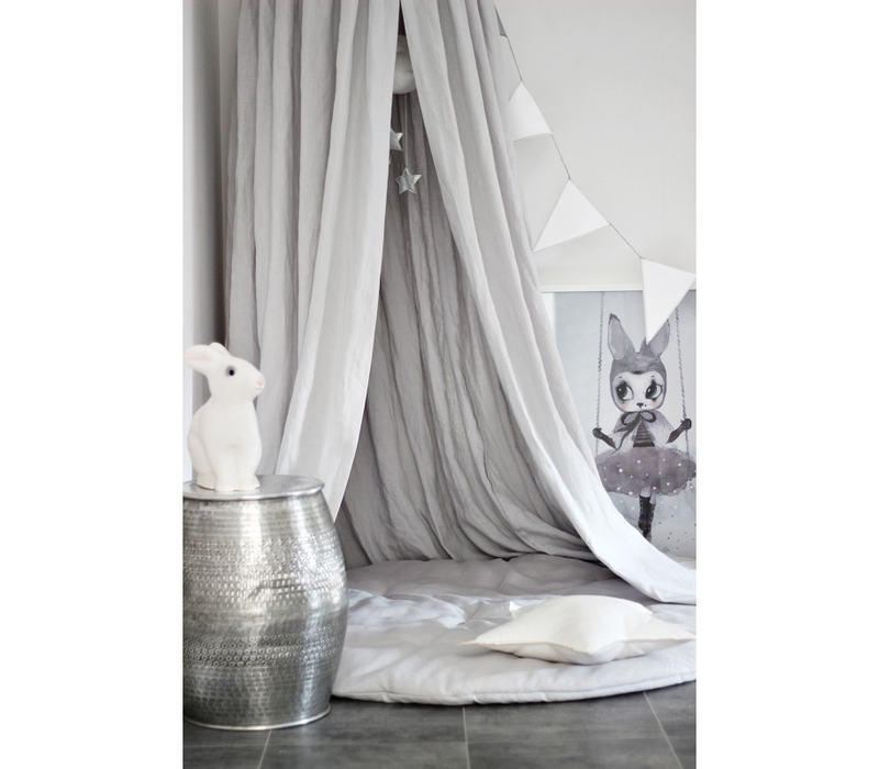 Cotton & Sweets hemeltje pure nature light grey