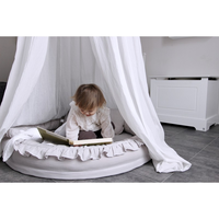 Cotton & Sweets Junior Nest Pure Nature Light Grey