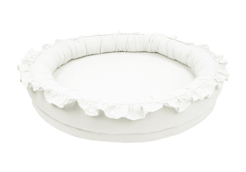 Cotton & Sweets Junior Nest Pure Nature White
