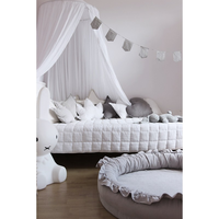 Cotton & Sweets Junior Nest Light Grey