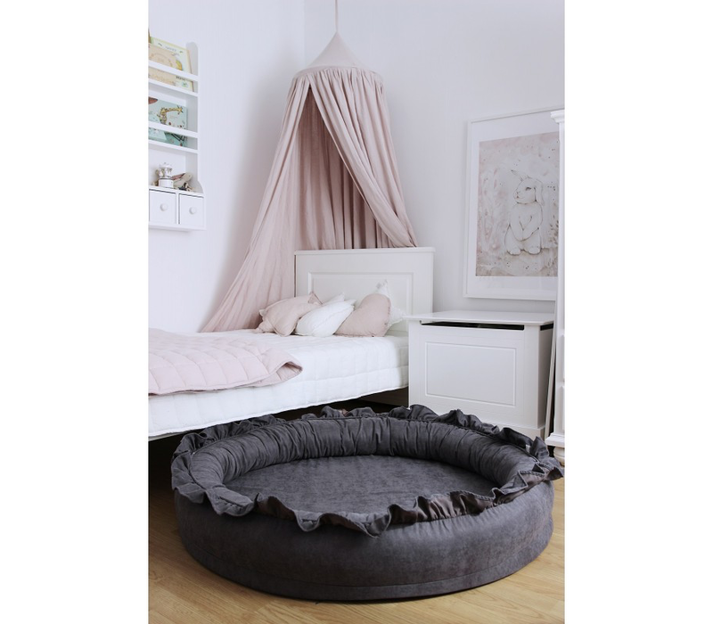 Cotton & Sweets Junior Nest Graphite