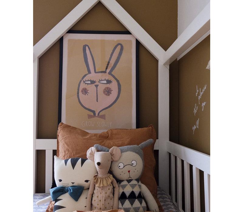 Studio Loco poster rabbit 50x70